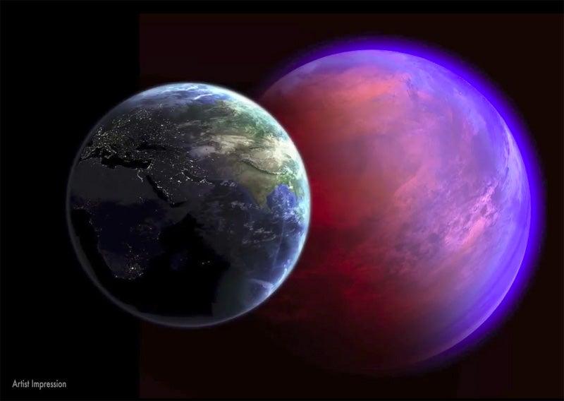 Spock bolygójának, a Vulkán
