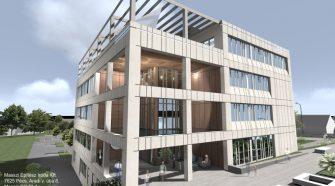 A Pécsi Tudományegyetem infrastrukturális fejlesztése