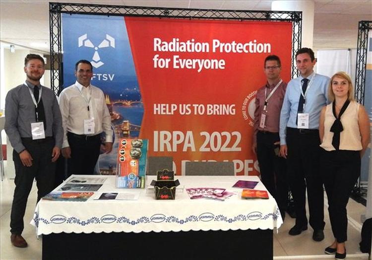 Szoros versenyben Magyarország nyerte el a rendezés jogát a négy évente megrendelésre kerülő európai sugárvédelmi konferenciának.
