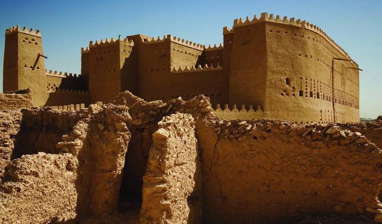 At-Turaif District in ad-Dir'iyah (Saudi Arabia) © ADA