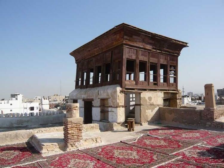 Historic Jeddah, the Gate to Makah (Saudi Arabia) © Simone Ricca