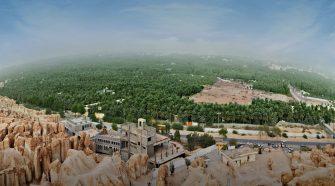 Al-Ahszá Oázis – A világ legnagyobb oázisa 2,5 millió datolyapálmával