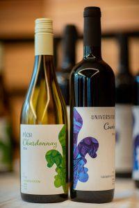 A PTE bora verseny húszéves történetében először fordult elő, hogy mind a fehér, mind pedig a vörös kategóriában a PTE Szőlészeti és Borászati Kutatóintézete(SZBKI) nedűje nyerjen.