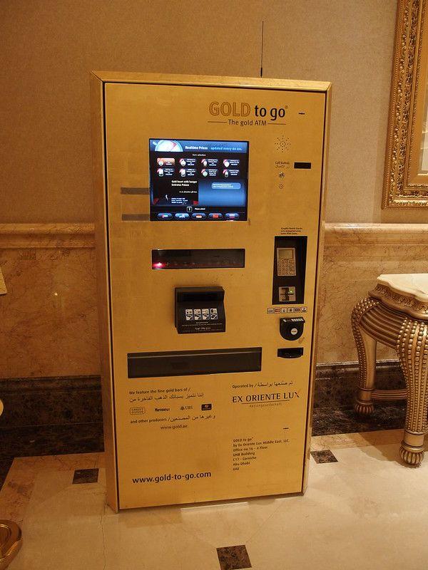 Ez az automata főként az Egyesült Arab Emírségekben