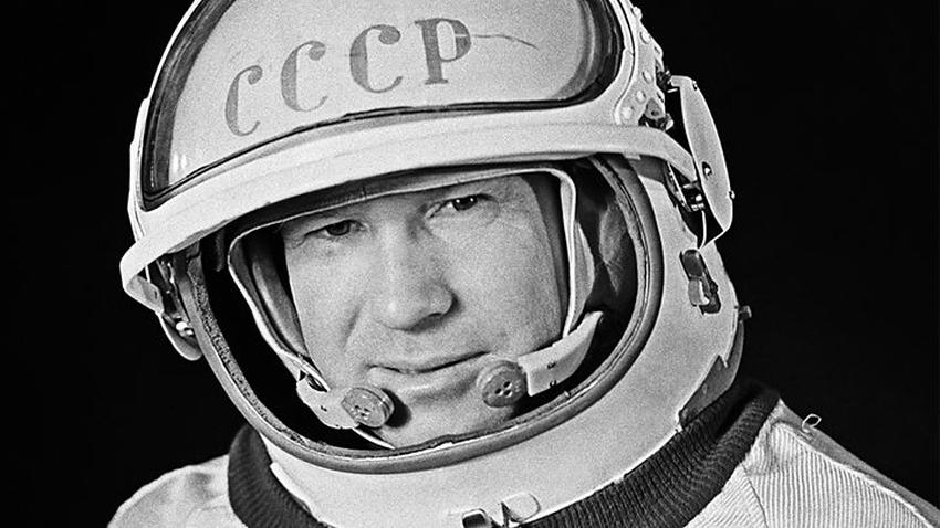 Meghalt Alekszej Leonov szovjet űrhajós