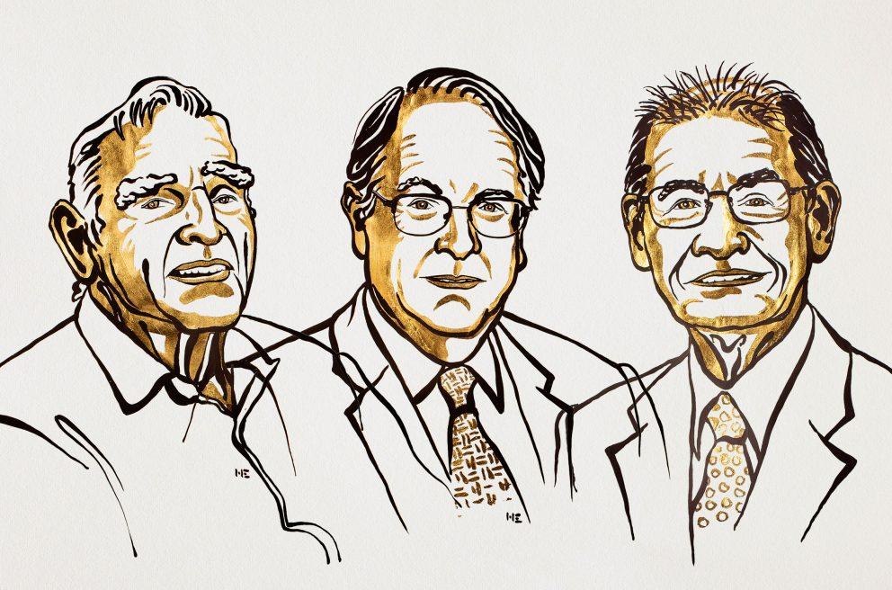 Kémiai Nobel-díj 2019