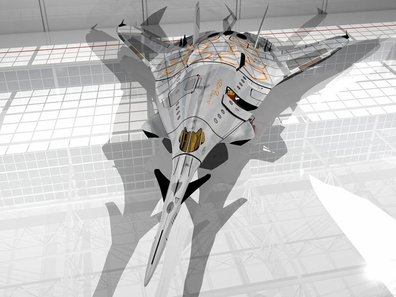Oscar Viñals - a repülés jövője