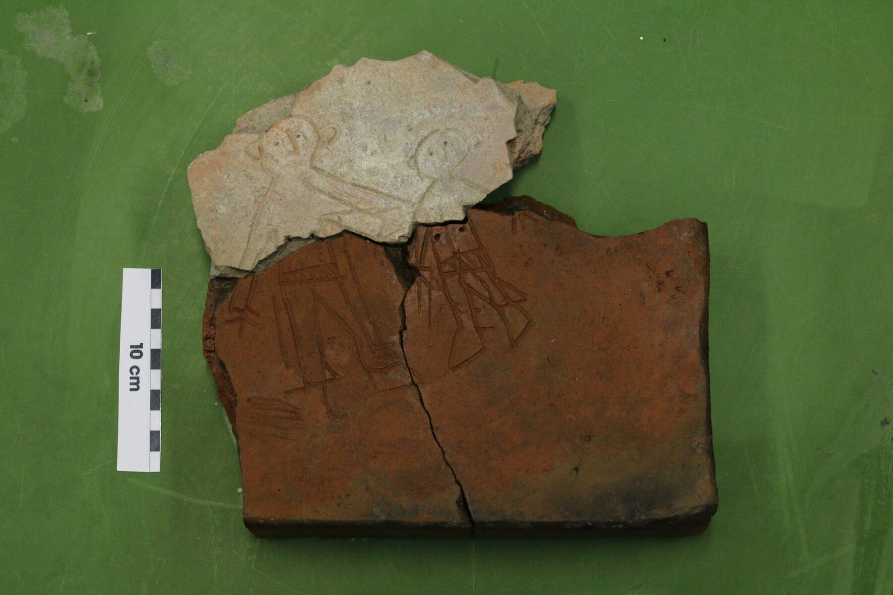 Előkerült egy 1600 éves római kori lelet két hiányzó darabja