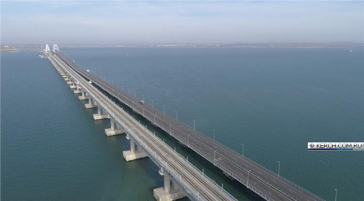 A híd vasúti része (tények és adatok)