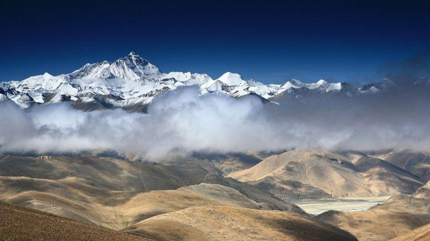 A Mount Everest növényvilága