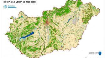 Ökoszisztéma-térkép
