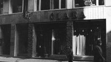1970. Magyarország,Budapest V. Váci utca 12. Rotschild Klára divatszalonja, a Clara.