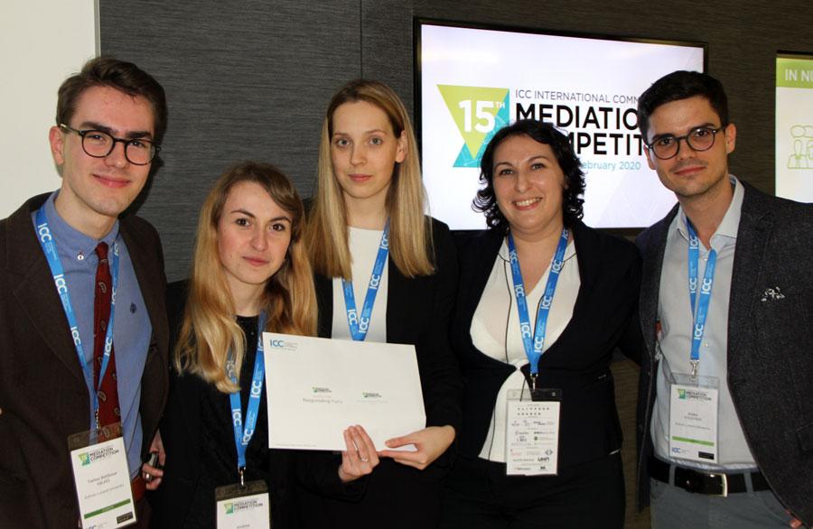 Újabb világversenyen dobogósak az ELTE joghallgatók