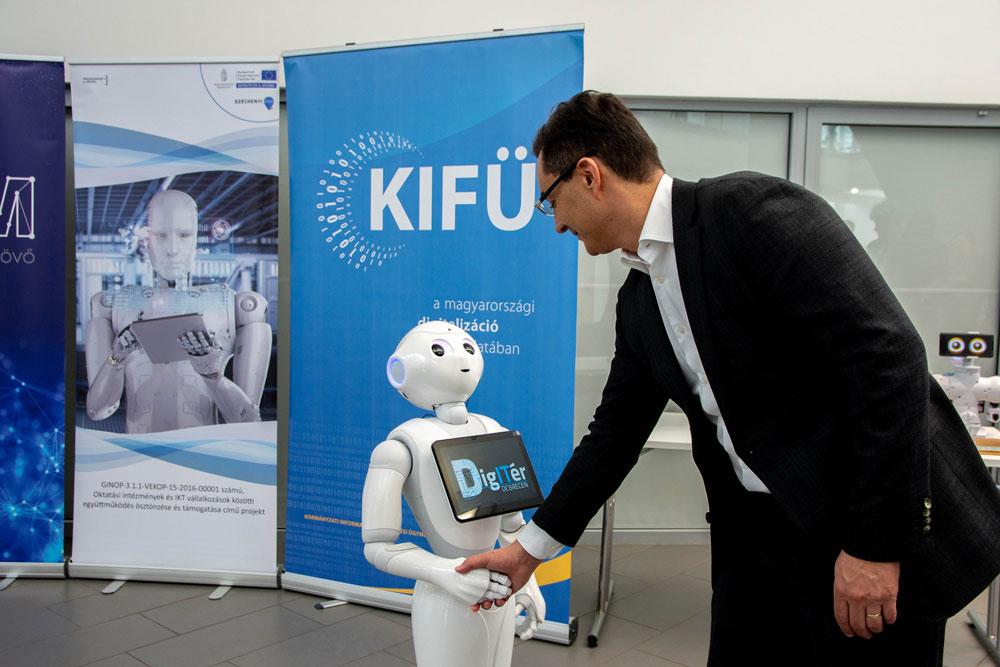 Digitális élményközpont nyílt Debrecenben
