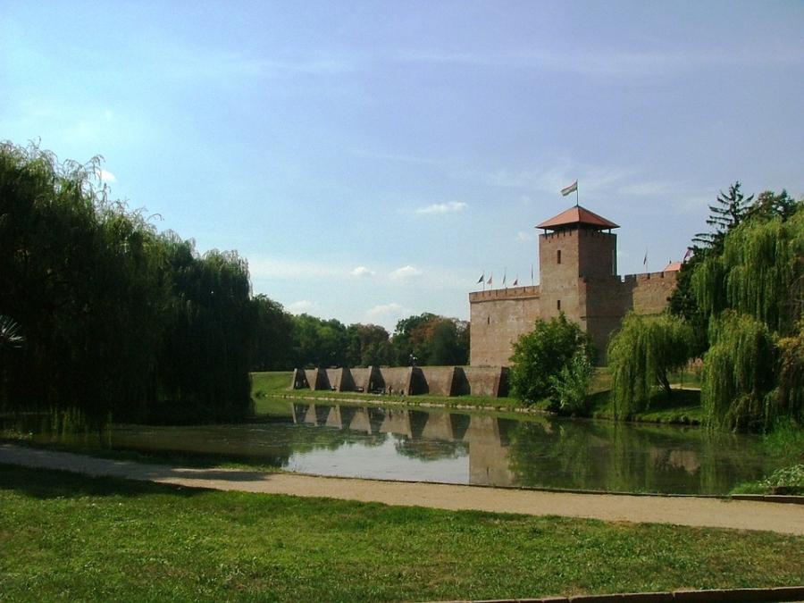 gyulai vár a következő 129 évre török uralom alá került.