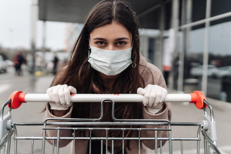 Élelmiszerek tisztítása járvány idején