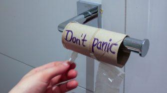 Mi lesz, ha elfogy a WC-papír is?