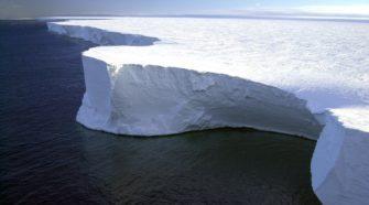 A jég világa a NASA szemével
