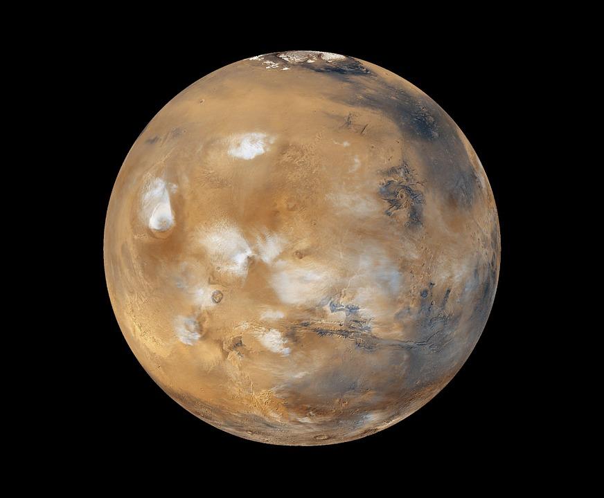 4 milliárd éves nitrogéntartalmú szerves molekulák a Marson
