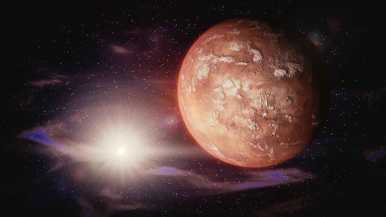 Bizonyíték különböző bolygókezdemények létére a Mars képződésének korai fázisában