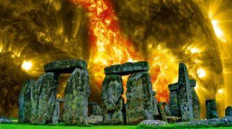 Ősi tárnák óriás köre Stonehenge közelében