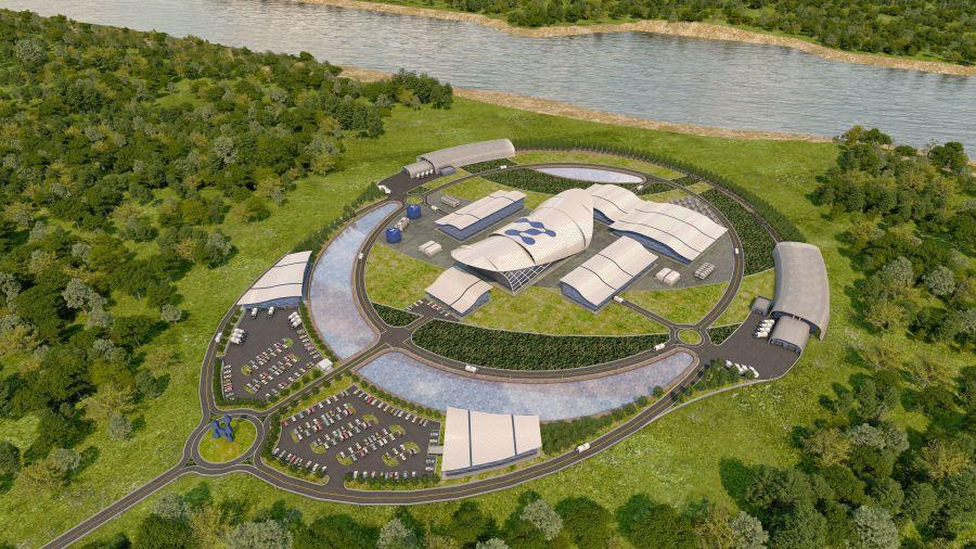 SMR (kis moduláris nukleáris reaktor)az USA nukleáris szabályozási hatóságának tervjóváhagyásával
