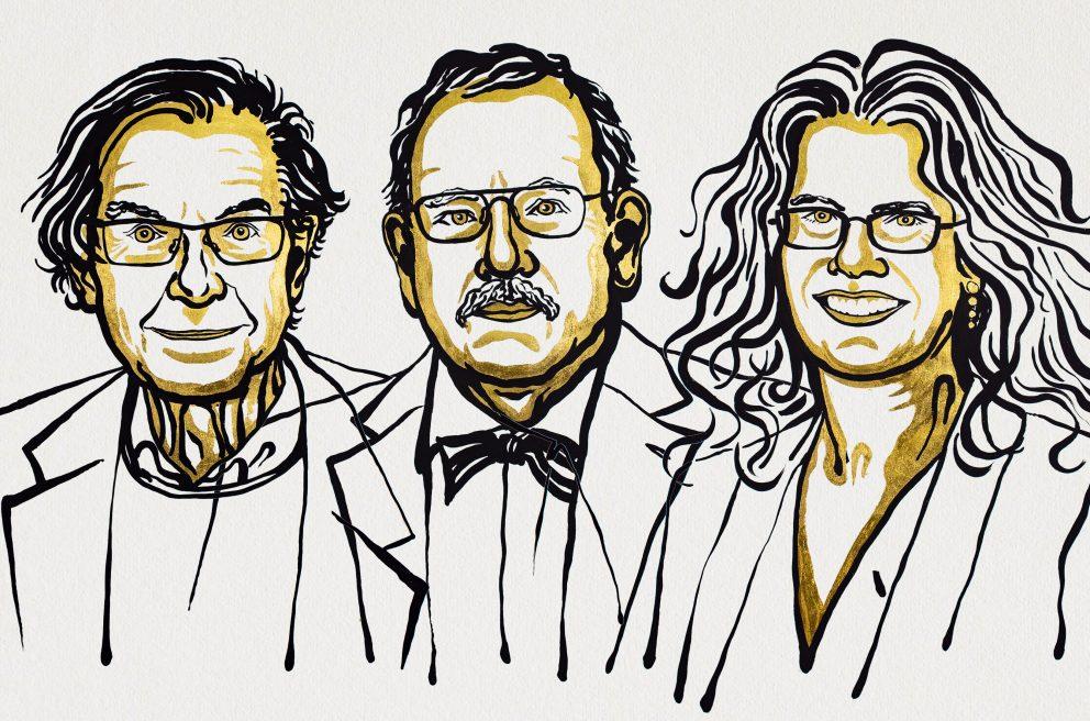 A Fizikai Nobel-díjat szintén három tudós kapta, október 6-án.