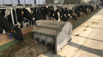 Vízágyas matracok az optimális tejtermelés érdekében
