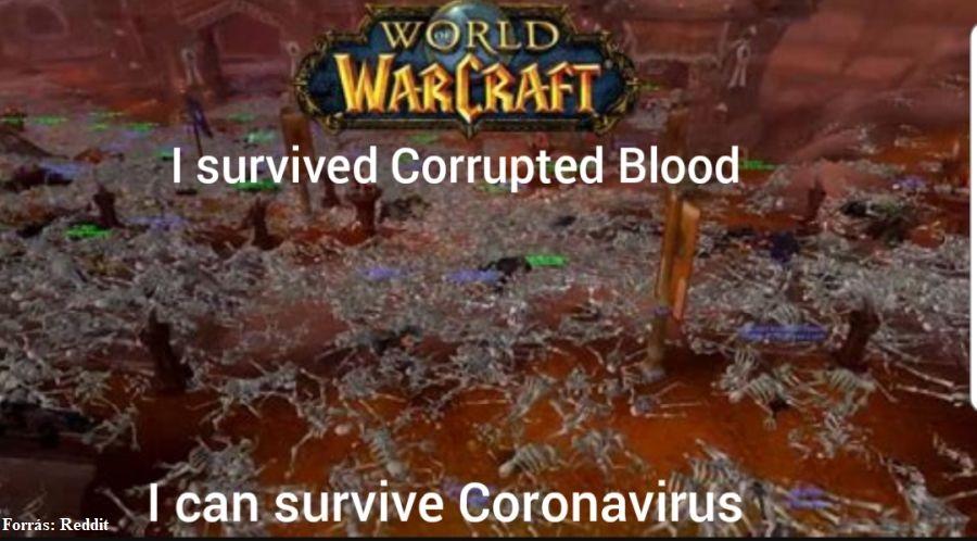 A Rossz Vér-incidens: pandémia fantáziaországban