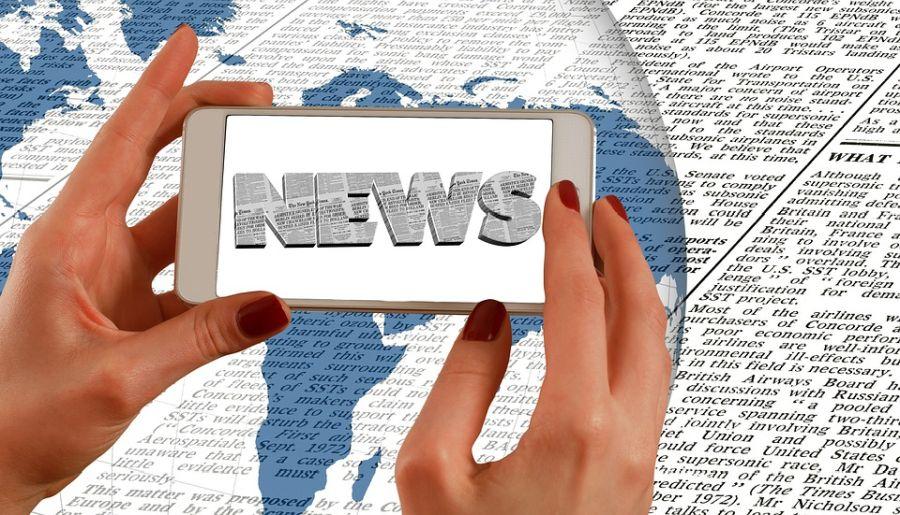 Az első, saját hétköznapjainkhoz képest radikális változást az újságírás jelentheti.