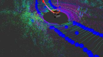 Az önvezető autók az aszfalt alá is beláthatnak majd