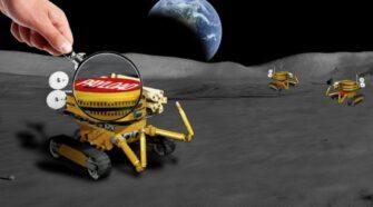 Puli Holdi Vízszimatoló - Honey, I Shrunk the NASA Payload Challenge, the Sequel
