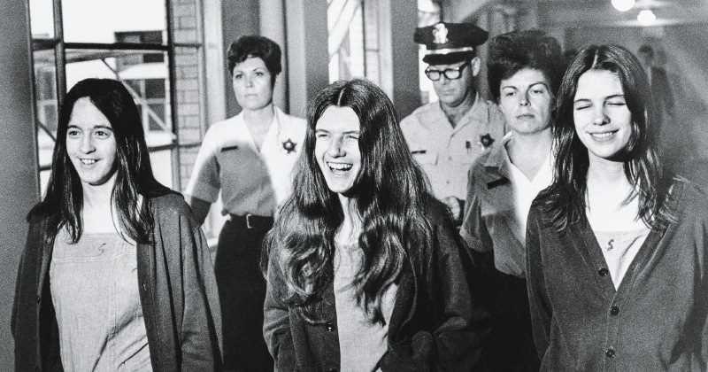 A Manson-család néhány tagja. Forrás: Revista Arcadia