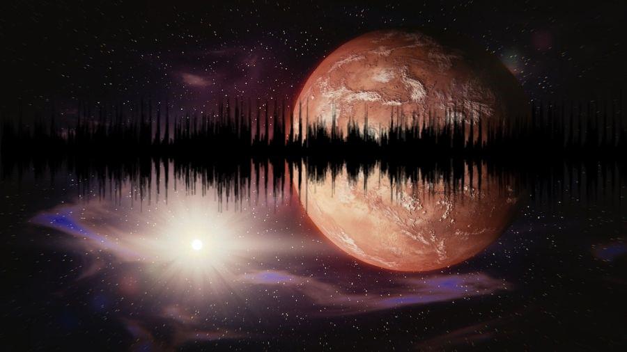 Dunwichi horror a Marsról – hallgatható a vörös bolygó zenéje!