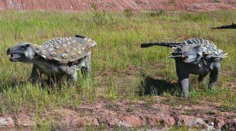 A dinoszauroszok is tartottak szociális távolságot