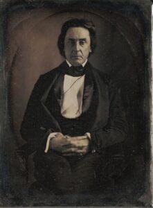 Atchison portréja. Forrás: history.com