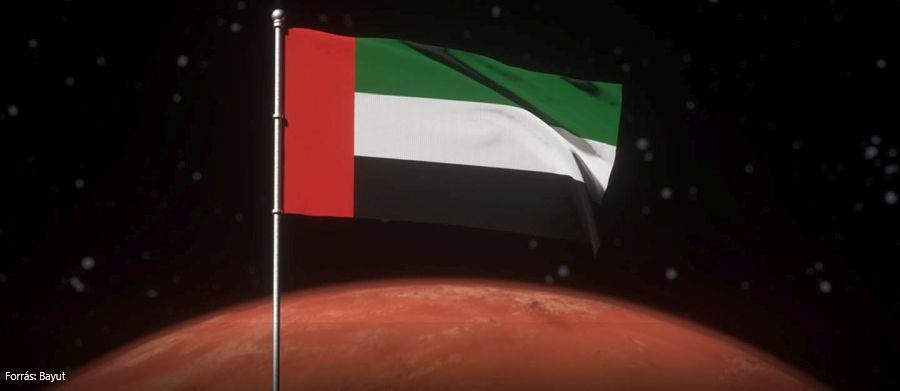 Ma érik be az Egyesült Arab Emirátusok Mars-missziója: a Hope űrszonda