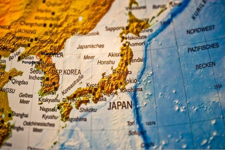 A KCST által működtetett két kilövő állomás az ország átellenes pontjain, a Japán-tengerhez, illetve a Sárga-tengerhez közeli Musudan-ri Tonghae és Pongdon-ri Tongcsang-dong központok.