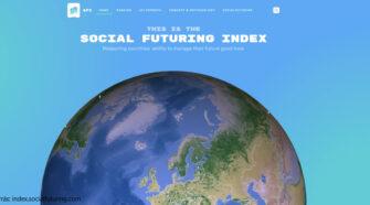 Social Futuring Index, a jövőbeli alkalmazkodóképesség mérésére