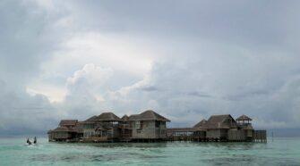 Maldív-szigetek, a süllyedő paradicsom