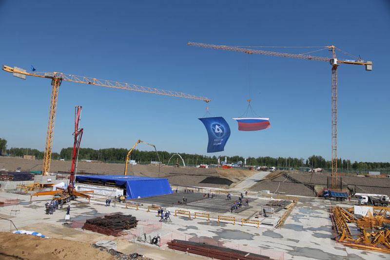 A Roszatom megkezdte a BRESZT-OD-300 típusú ólomhűtésű gyorsneutronos reaktorral felszerelt innovatív blokk építését.