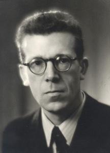 Dr. Hans Asperger portréja. Forrás: historynewsnetwork.org