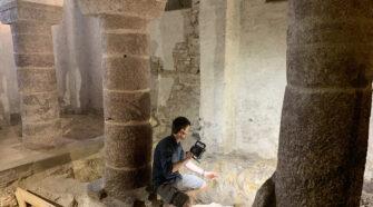 A Tihanyi Bencés Apátság Királykriptájában végzett régészeti feltárás