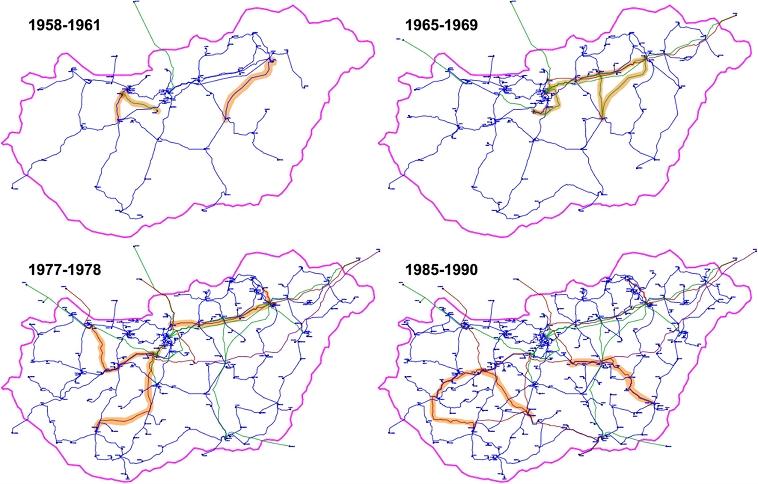 Villamosenergia-hálózatok mint komplex hálózatok