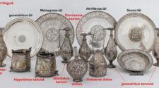 A Seuso-kincs tárgyait – a hasonló késő római kori tárgyakon végzett korábbi vizsgálatokkal szemben – előre megtervezett hálózat mentén, több száz pontban elemezték.