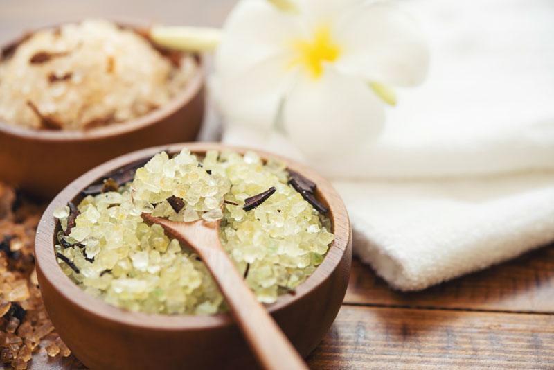 A fürdősók egészségügyi előnyei