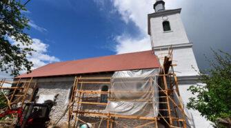 Megkezdődött a sztánai református templom leletanyagának feldolgozása és restaurálása